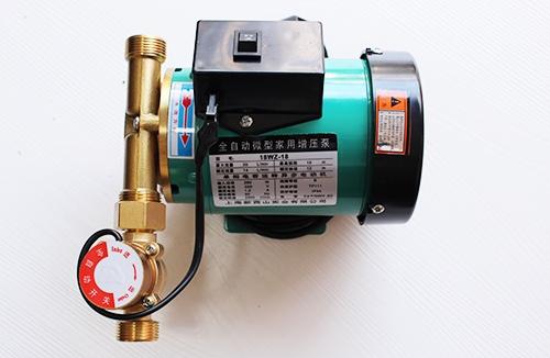 热水器增压泵