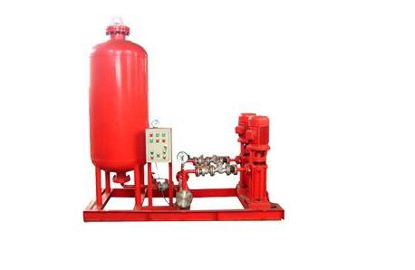 消防稳压系统